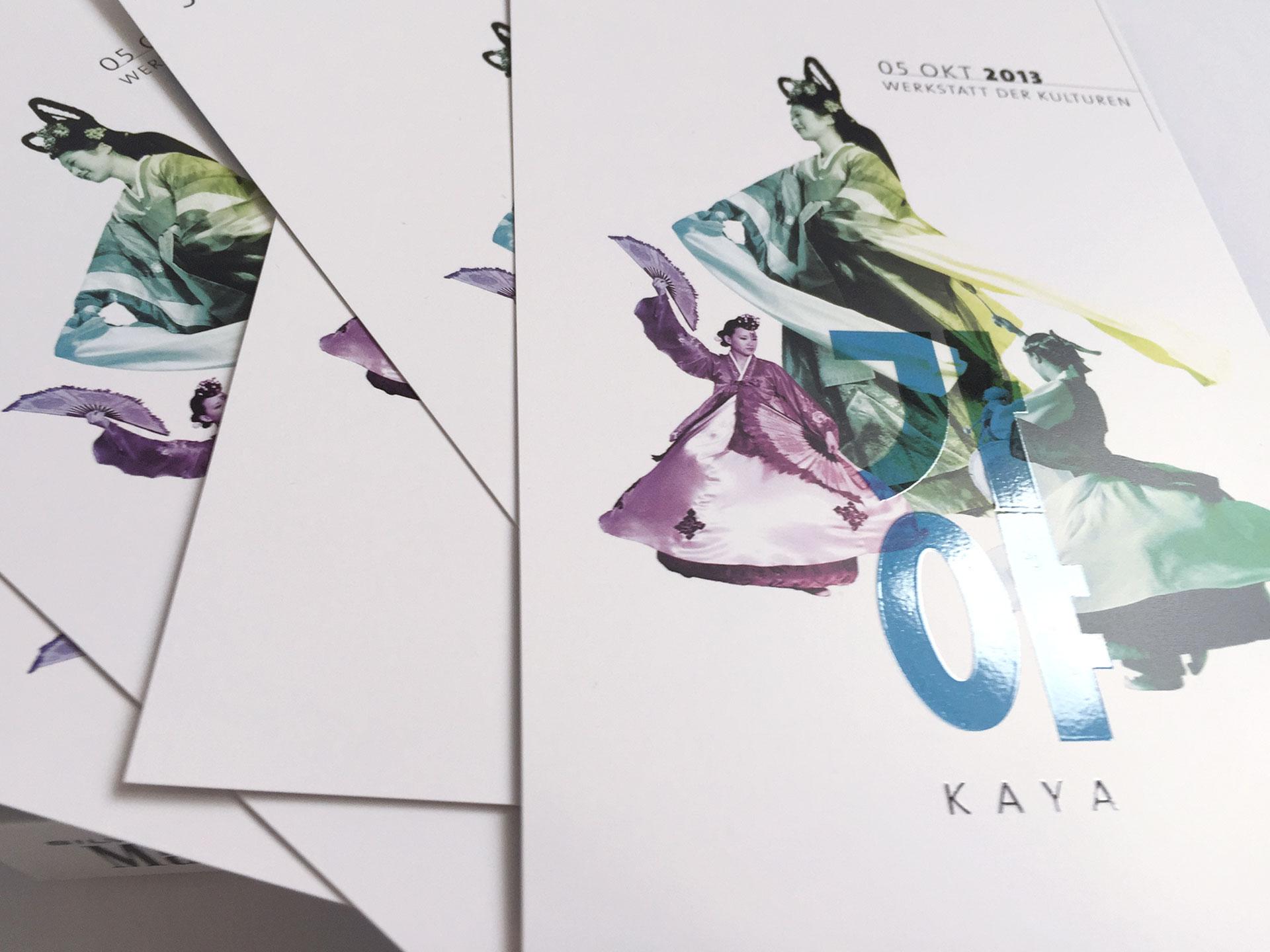 Kaya 30 Jahre