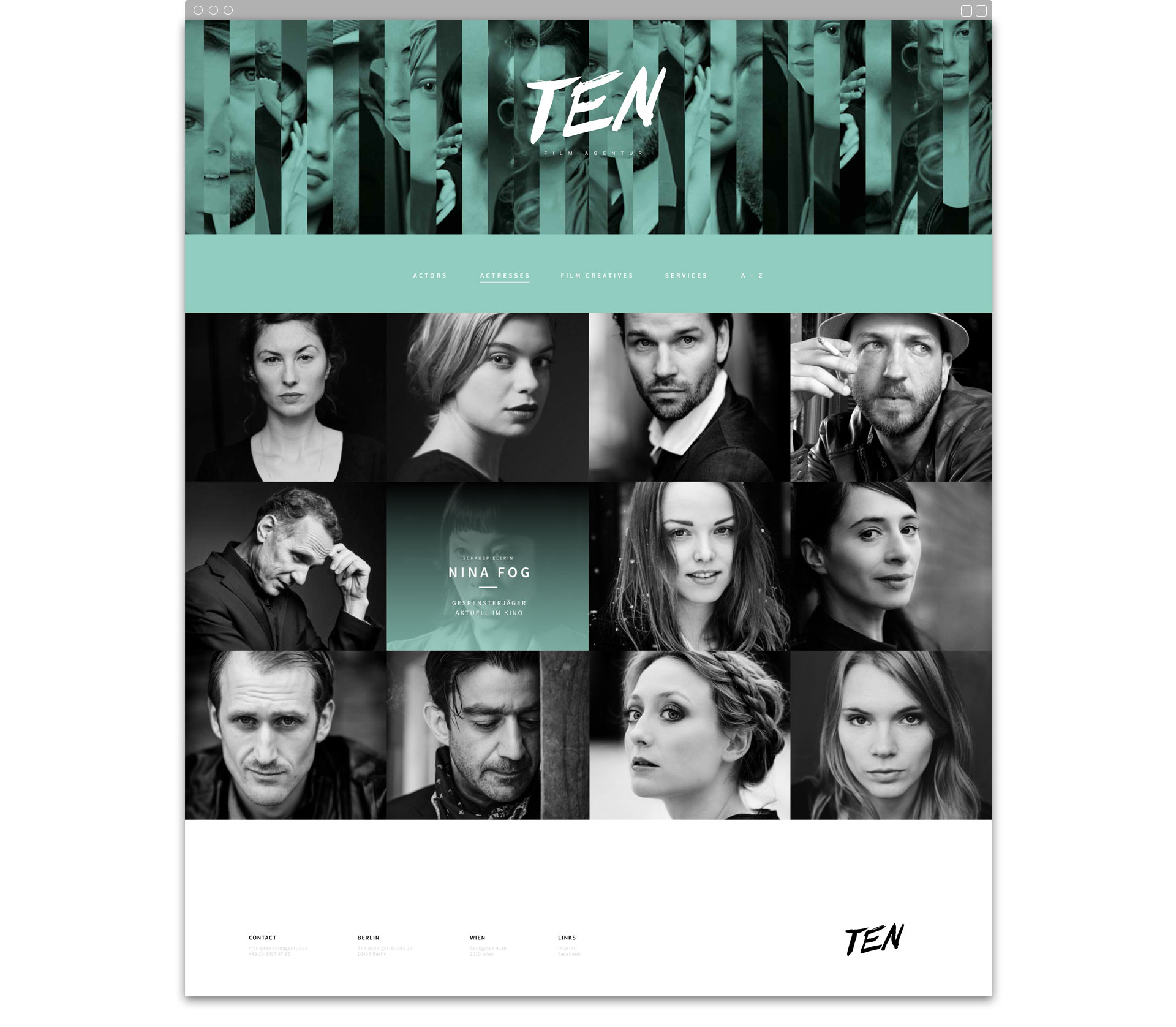 Ten Website