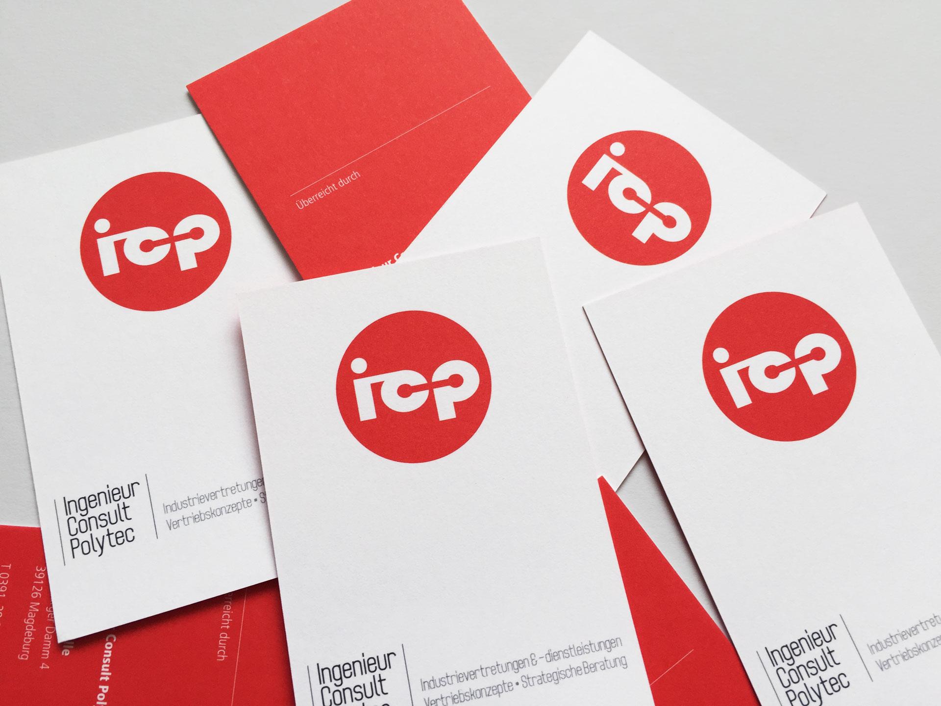 icp Geschäftsausstattung