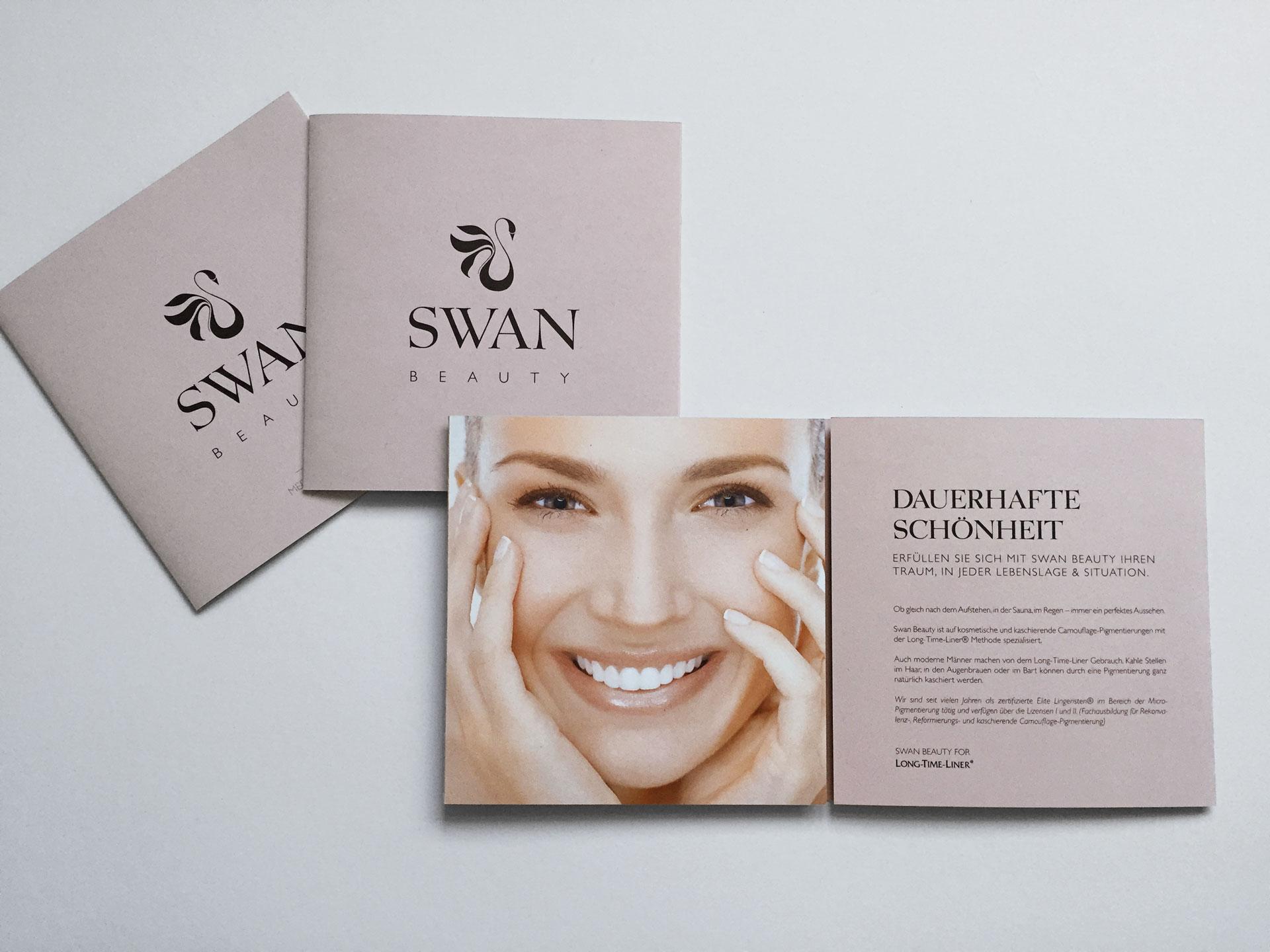 Swan Beauty Broschüre