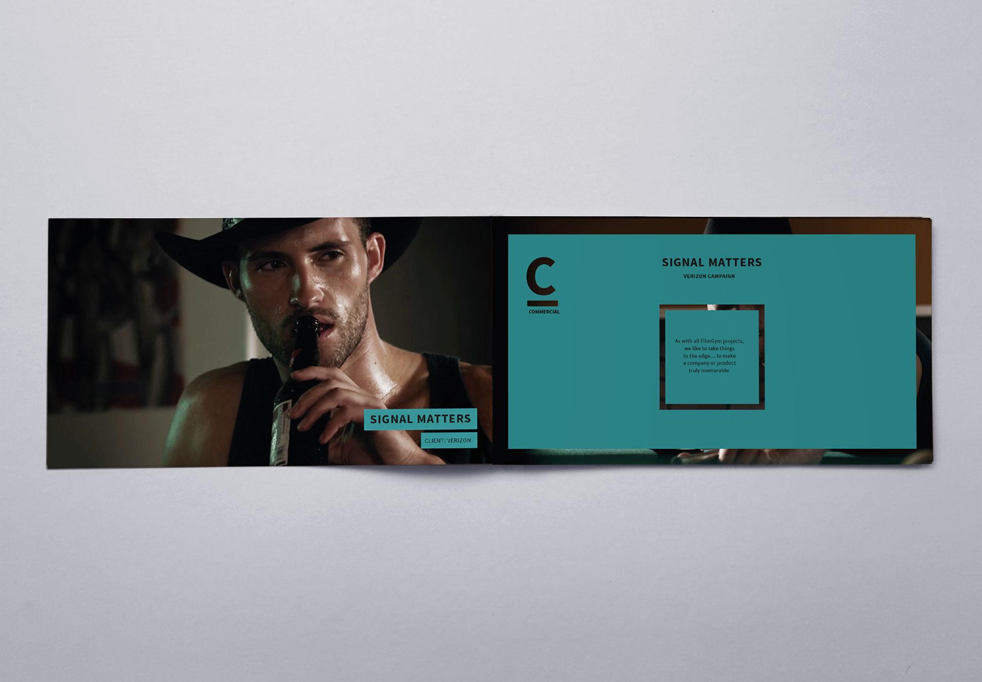 filmgym brochure