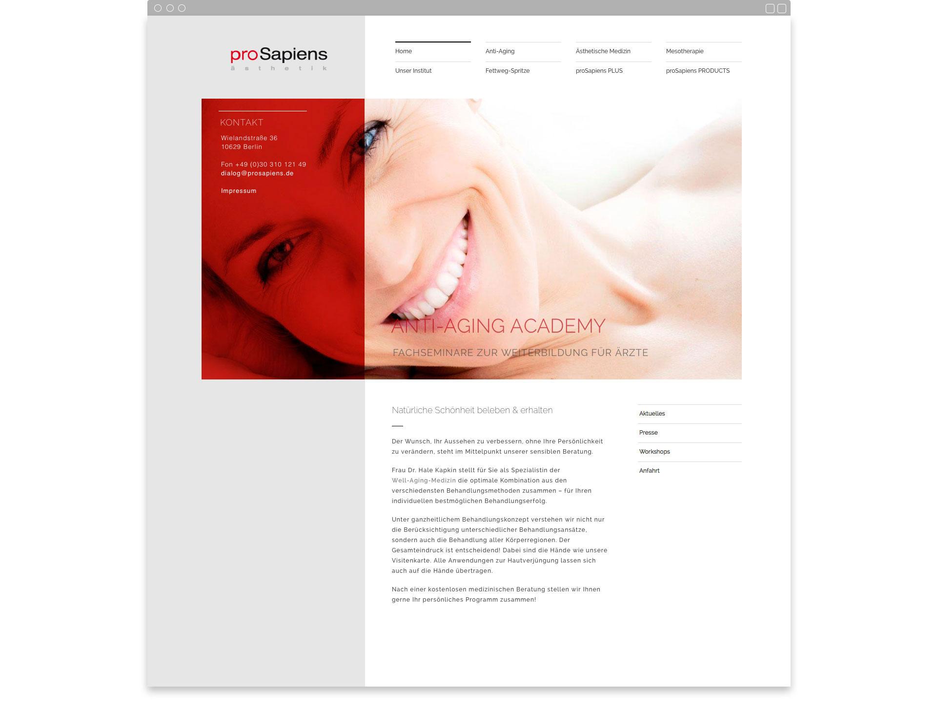 prosapiens-website-home