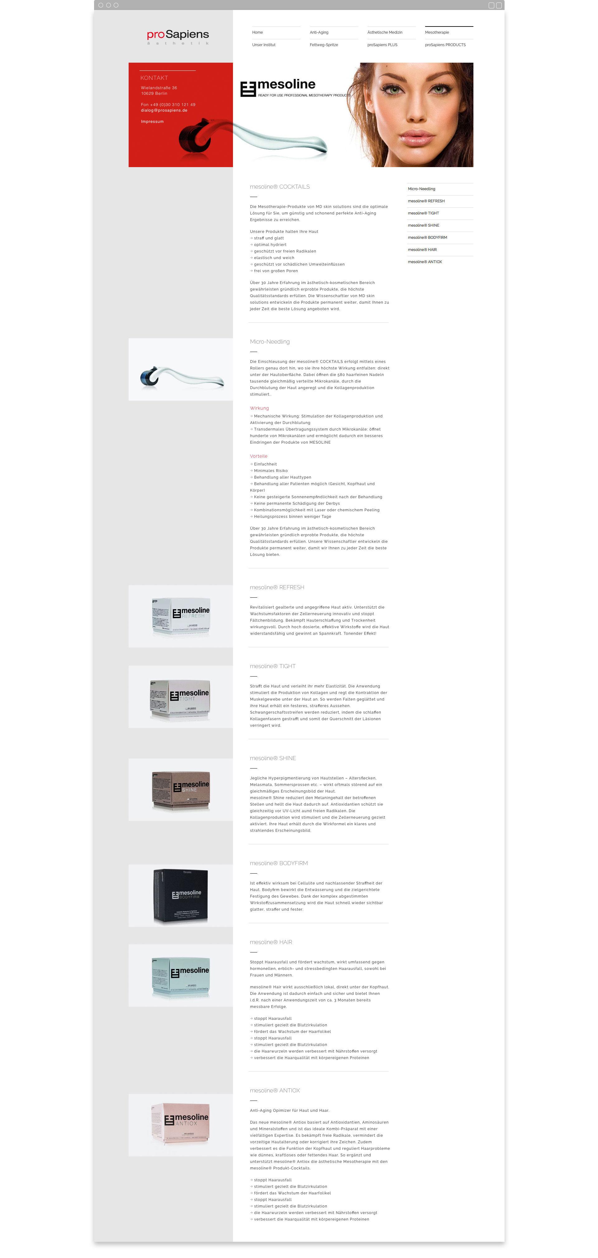 prosapiens-website-unterseite